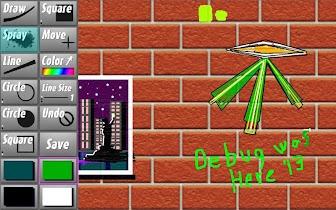 eGraffiti - screenshot thumbnail 04