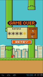 Floppy Bird screenshot 02