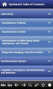 Differential Diagnosis pocket screenshot 4