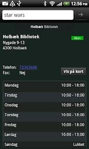 Holbæk bib screenshot 4