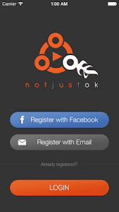 Notjustok screenshot 8