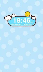 Sunshine Clock Widget screenshot 3