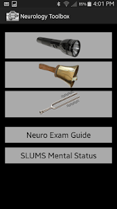 Neurology Exam Tools screenshot 0
