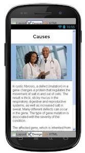 Cystic Fibrosis Information screenshot 3