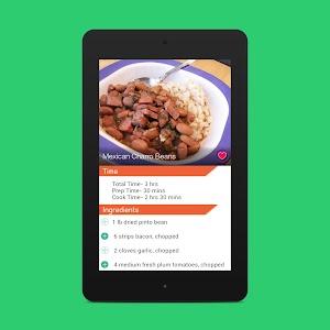 Mexican Recipes Free screenshot 17