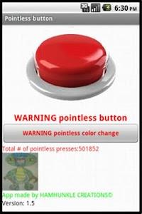 Pointless Button screenshot 2