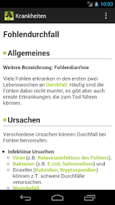 Pferdekrankheiten screenshot 7