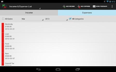 Money Management screenshot 7