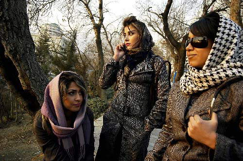 Beautiful girls from IRAN