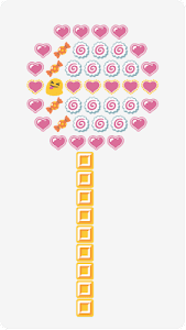Food Art - Emoji Keyboard🍬🍭 screenshot 4