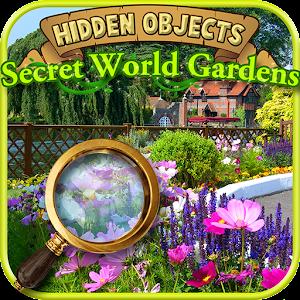 Hidden Objects Secret Gardens!
