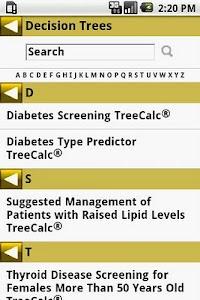 MedCalc 3000 Endocrine screenshot 5