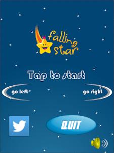 Falling Star screenshot 2
