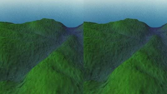 Rajawali Virtual Reality Demo screenshot 2