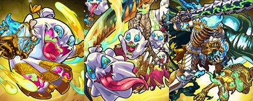 【怪物彈珠】鬼魂的強弱評價&數值的徹底解說   怪物彈珠攻略