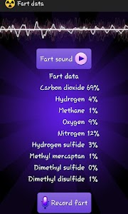 Fart Analyzer screenshot 1