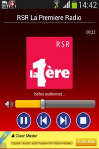 Radio Suisse screenshot 0