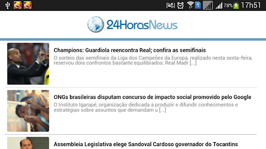 24 Horas News - Mato Grosso screenshot 3