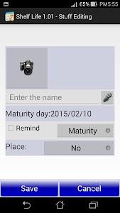 ShelfLife screenshot 5