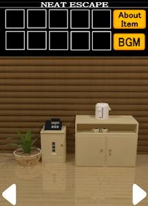 脱出ゲーム 冬山からの脱出 screenshot 5