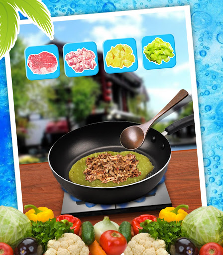 Download Chinese Food Maker: Kids Games for PC