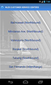 NLigtas - NLEX Traffic Updates screenshot 4