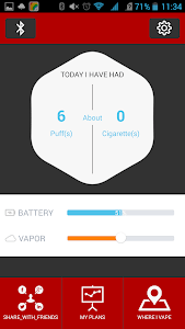 Pointvape screenshot 1