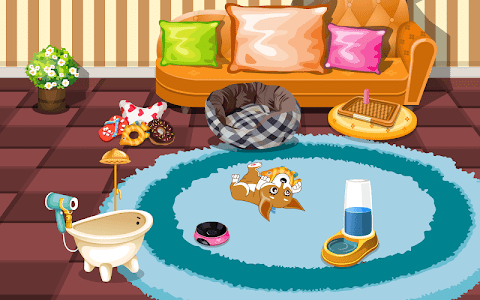 My Cute Dog - Animal Games screenshot 5