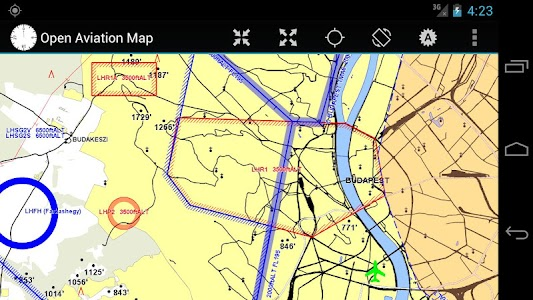 Open Aviation Map screenshot 3