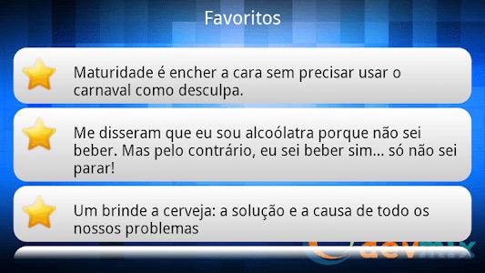 Frases de Bêbado screenshot 3