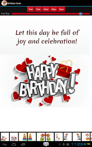 Birthday Cards screenshot 5