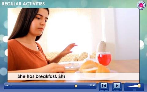İngilizce 5 KOZA Z-Kitap Demo screenshot 2