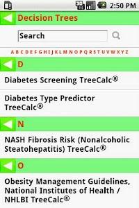 MedCalc 3000 Nutrition screenshot 5