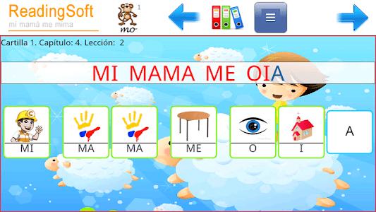 Curso 1 Aprender a Leer screenshot 17