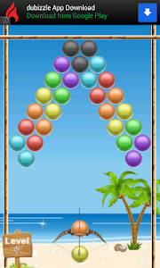 Beach Bubbles screenshot 0
