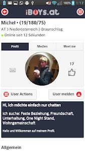 iBoys! Community nur für Jungs screenshot 0