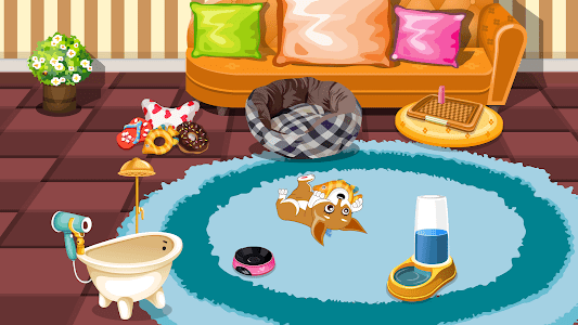 My Cute Dog - Animal Games screenshot 1