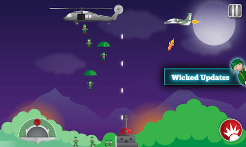 Air Strike Classic screenshot 2