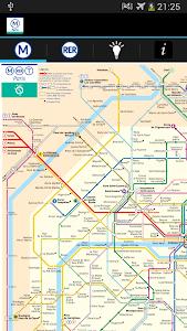 Metro Map Paris - Map and Tips screenshot 5