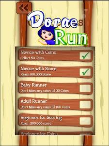 Dorae Run - Cute 3D runner screenshot 5