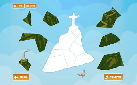 Rio Shape-Puzzle screenshot 3