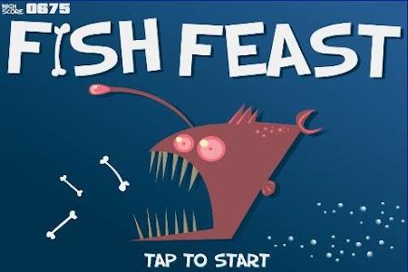 Fish Feast screenshot 0
