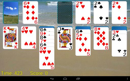 Solitaire screenshot 06