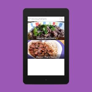Mexican Recipes Free screenshot 6