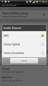 Call Recorder Free screenshot 4