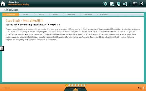 Clinical Cases FON screenshot 5