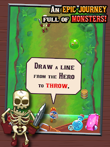 Monster Slash - RPG Adventure screenshot 13