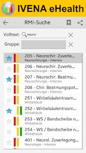 IVENA eHealth PZC-Suche screenshot 2