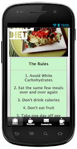 Slow Carb Diet screenshot 3