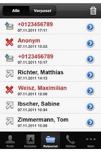 NetPhone Mobile 2011 screenshot 2